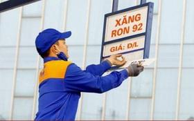 CHÍNH THỨC: Giá xăng, dầu tăng mạnh từ chiều nay (26⁄11)
