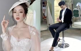 """Dính tin đồn hẹn hò Lệ Quyên, Lâm Bảo Châu bất ngờ đăng ảnh thử đồ cưới kèm chú thích """"Rồi mai anh lại là chú rể"""""""