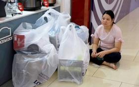 """Black Friday tại Hà Nội và Sài Gòn: Càng trưa càng đông, ngoài quần áo giày dép thì nồi chiên không dầu cũng được """"săn"""" tới tấp"""