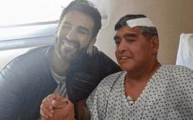 Tình tiết mới: Maradona tranh cãi và xô xát với bác sĩ trước khi qua đời vài ngày