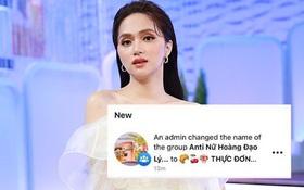 Chuyện thật như đùa: Group antifan khủng của Hương Giang bất ngờ chuyển thành... thực đơn ăn dặm?