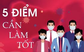 Video phòng chống dịch Covid-19 của Bộ Y Tế lọt Top 10 nổi bật nhất năm trên YouTube