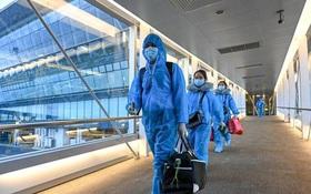 Dịch Covid-19 ngày 3⁄12: Khởi tố vụ án tiếp viên hàng không làm lây lan dịch bệnh ở TP.HCM