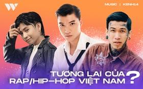 Thị trường nhạc Việt 2020 đón nhận loạt rapper đầy triển vọng: Rap Việt và King Of Rap đóng góp dàn thí sinh quá chất lượng!