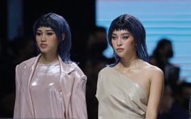 Dàn vedette toàn Hoa hậu khác tới nỗi không ai nhận ra, sốc nhất là visual của Tân HH Đỗ Thị Hà trong show diễn mở màn cho AVIFW 2020
