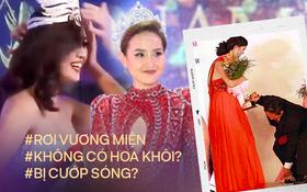 Chuyện oái oăm nhất lịch sử cuộc thi nhan sắc Việt: Thuỳ Dung gặp sự cố liên hoàn, màn đăng quang của Ngân Anh gây tranh cãi lớn!