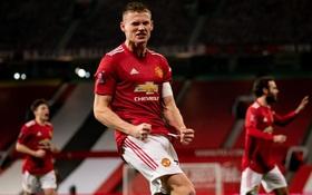 MU đánh bại đối thủ ở Hạng nhất Anh để lọt vào vòng 4 FA Cup