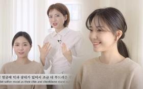 Hair stylist nổi tiếng Hàn Quốc hướng dẫn cách tự cắt tóc mái thưa chỉ với 4 bước, xinh xẻo và làm nhỏ mặt cực đỉnh