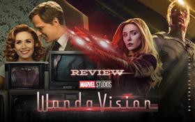 """WandaVision: """"Chị đại phù thủy"""" chơi đùa thả ga với chồng quá cố vừa hài hước vừa rợn - Marvel đã có màn comeback cực mạnh rồi đây!"""