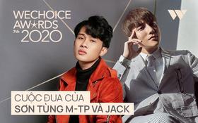 Cuộc đua như dành riêng cho Sơn Tùng M-TP và Jack: Lượng vote cứ tăng vèo vèo, bỏ xa loạt tên tuổi như Binz, Bích Phương, Min