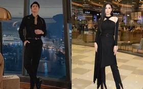 """Noo khoe phần 2 màn """"thả thính"""" nấu cháo với Mai Phương Thúy, netizen """"soi"""" ra bóng hình người phụ nữ lạ trong gương"""