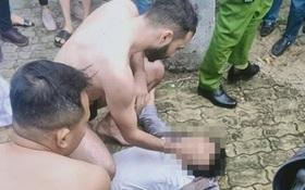 Đà Nẵng: Du khách nước ngoài lao xuống sông Hàn cứu nam thanh niên nhảy cầu tự tử, người dân hò reo cảm ơn