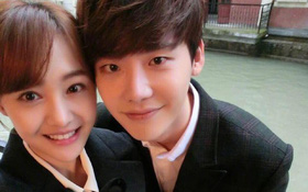 """Sốc: Lee Jong Suk bất ngờ bị réo tên giữa bê bối của Trịnh Sảng, nghi vấn là """"bạn sex"""", lộ dấu vết ở cổ lúc ngoại tình"""