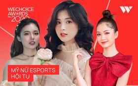 Điểm mặt gọi tên những mỹ nữ làng game sẽ góp mặt tại Gala WeChoice Awards 2020, ai cũng là tâm điểm từ nhan sắc đến độ hot