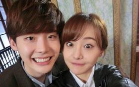 """Fan lật mặt khẳng định Trịnh Sảng ngoại tình với Lee Jong Suk, lộ thêm cả cách """"đánh dấu"""" bạn trai gây choáng"""