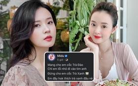 """Midu bất ngờ bóng gió chuyện """"trà xanh"""", netizen nhắc ngay vụ lùm xùm """"Tuesday"""" Thuý Vi và Phan Thành 6 năm trước"""