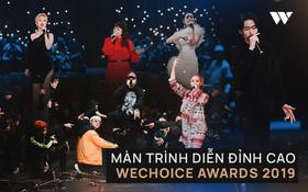 """Xem lại những tiết mục đỉnh cao tại WCA 2019: Bộ tứ """"Anh Đen Linh Chi"""" quá thăng hoa, các huyền thoại Underground """"xâm chiếm thế giới"""""""