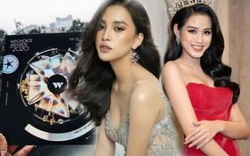 """Dàn sao Việt """"bóc tem"""" vé WeChoice 2020 sang xịn mịn, từ Hoa hậu đến diễn viên, nghệ sĩ hot hit đều háo hức vì điều kỳ diệu"""