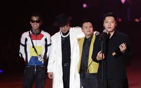 Rap Việt chính thức đạt giải TV Show của năm tại WeChoice Awards 2020!