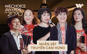 Những chia sẻ chân thành và ý nghĩa của Top 5 Đại sứ truyền cảm hứng trong đêm Gala WeChoice Awards 2020