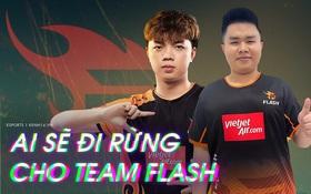 Vị trí đi rừng của Team Flash: ADC và Gray, ai sẽ là người được chọn?