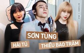 """Sơn Tùng mất 4000 fan Instagram vì nói """"Thương em"""" rồi unfollow, Thiều Bảo Trâm - Hải Tú """"hưởng lợi"""" chóng mặt trên địa hạt MXH"""