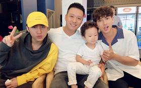 Tuấn Hưng bất ngờ đăng ảnh ủng hộ sự nghiệp Sơn Tùng M-TP và Isaac, tiết lộ con trai xem YouTube 2 chú còn nhiều hơn xem bố