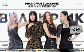 """BLACKPINK: """"Nếu có cơ hội tổ chức concert tại Việt Nam, chúng mình muốn học tiếng Việt để có thể giao tiếp với fan"""""""