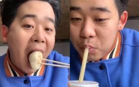 """Streamer Mukbang nổi tiếng Trung Quốc qua đời ở tuổi 19 vì """"ăn thùng uống vại"""" thiếu khoa học, MXH rùng mình trước mặt trái của xu hướng Mukbang"""