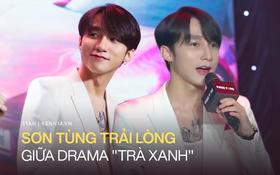"""Lộ diện giữa loạt drama, Sơn Tùng trải lòng: """"Tùng nghĩ thay đổi là điều rất cần thiết trong cuộc sống này để chúng ta trở nên tốt hơn"""""""