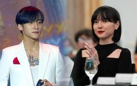 """Sơn Tùng khoe visual đỉnh cao tại họp báo, netizen lại rần rần vì nhận ra """"sếp"""" ngày càng giống Hải Tú?"""