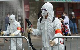 Bệnh nhân 1552 là đồng nghiệp của nữ công nhân Hải Dương nhiễm SARS-CoV-2 chủng mới khi đến Nhật