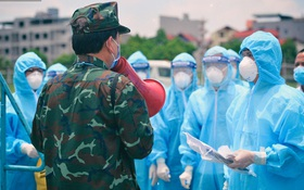 Hơn 200 F1 liên quan bệnh nhân 1552 ở Hải Dương, tiếp tục khẩn trương truy vết