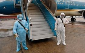 TP.HCM: Khẩn tìm hành khách chung chuyến bay với người nghi nhiễm Covid-19