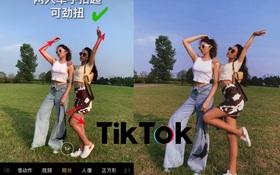"""Học TikTok Trung Quốc cách tạo dáng pose ảnh, Tết này không sợ thiếu ảnh """"check-in"""""""