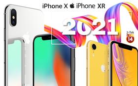 Liệu iPhone X và XR có còn đáng mua trong năm 2021?