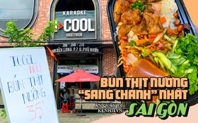 Trên tay hộp bún thịt nướng của tiệm karaoke hot nhất Sài Gòn: Phần nhìn cực sang chảnh, hương vị có xứng với giá phải bỏ ra?