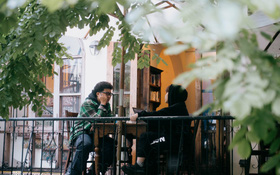 Trời chiều lòng người, Hà Nội đẹp thế này mà không rủ ai đó đi cà phê thì có phải là có lỗi với thời tiết quá không?