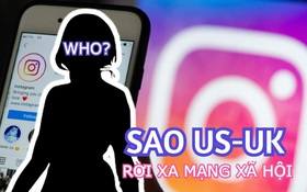 Nữ ca sĩ đình đám US-UK phải rời xa MXH, tài khoản Instagram với lượng followers thứ 7 thế giới do người khác quản lý?