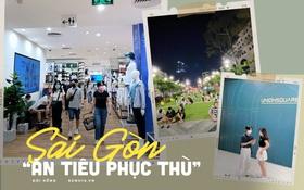 """Tầm này cầm """"thẻ đen"""" vào Vincom Sài Gòn chưa chắc mua được gì vì còn phải xếp hàng, ra phố đi bộ còn căng hơn vì... kẹt xe!"""