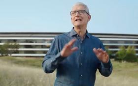 """Trực tiếp sự kiện Apple: Tim Cook xuất hiện, bắt đầu """"bữa tiệc"""" công nghệ với Apple Music và HomePod"""