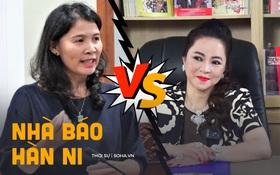 """Tố cáo bà Nguyễn Phương Hằng, nhà báo Hàn Ni: """"Tôi bị hàng nghìn cuộc gọi chửi, nhắn tin bậy bạ"""""""