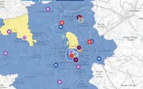 NÓNG: Hà Nội công bố cấp độ dịch chi tiết tại 579 xã, phường trên toàn thành phố