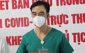 Ông Nguyễn Quang Tuấn - Giám đốc BV Bạch Mai vừa bị khởi tố là ai?