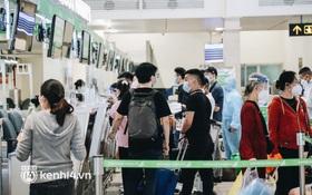 Những hình ảnh hiện tại ở sân bay Tân Sơn Nhất sau gần 2 tuần mở cửa đón khách thương mại