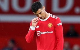 Ronaldo trải lòng sau trận thua nhục nhã của MU, đáng chú ý là câu chốt đầy ẩn ý