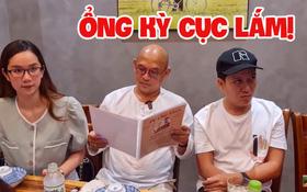 """Review quán dê của Trường Giang, ông trùm Điền Quân bị nam diễn viên """"bóc mẽ"""" ngay một điều: """"Ổng kỳ cục lắm, cứ bị cái bệnh này…"""""""
