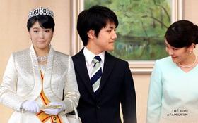 Hành trình 4 năm Công chúa Nhật Bản chống lại cả thế giới kiên định lựa chọn người yêu thường dân