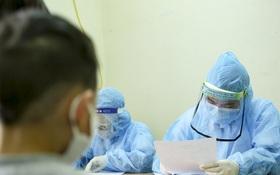 Ngày 27/10, Hà Nội thêm 28 ca mắc Covid-19 mới, 10 ca ngoài cộng đồng, xuất hiện thêm ổ dịch ở Mê Linh