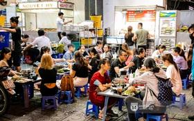 NÓNG: Từ 28/10, hàng quán ăn uống ở TP.HCM được phục vụ tại chỗ